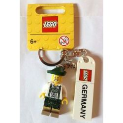 850761 Germany Key Chain