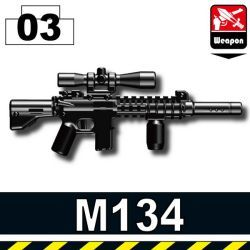 M134 Black