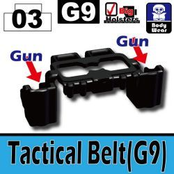 Black_Tactical Belt(G9)