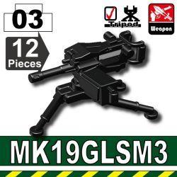 MK19GLSM3 Black