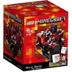 21106 Minecraft Micro World: The Nether