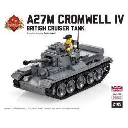 Британский крейсерский танк A27M Кромвелль