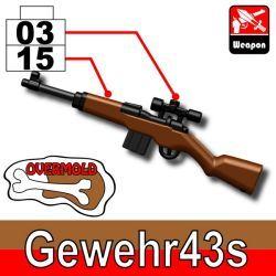 Немецкая винтовка Gewehr43s