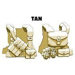US Ranger Vest Tan