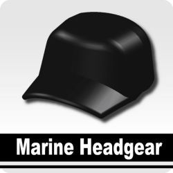 Шапка морской пехоты, черная