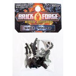 Shock Trooper - Flaming Skull