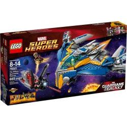 76021 The Milano Spaceship Rescue