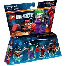 71229 Team Pack: Joker and Harley Quinn