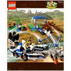 5955 Приключения: Остров Дино