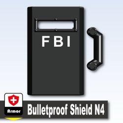 Черный щит ФБР N4