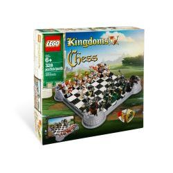 853373 Kingdoms Chess Set
