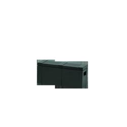 Ящик для оружия черного цвета