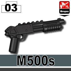 Дробовик M500s черный