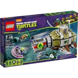 79121 Turtle Sub Undersea Chase