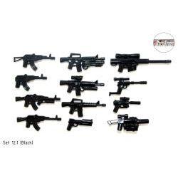 Набор современного оружия Русармс 12,1 черный