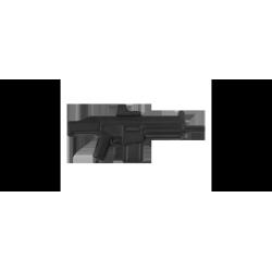 Тяжелый штурмовой карабин черный