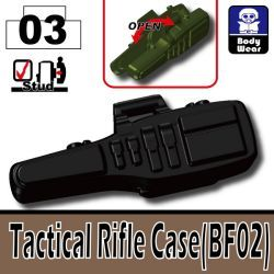 Tactical Rifle Case(BF02)  Black