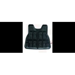 Легкий бронежилет Sidearm (черный)