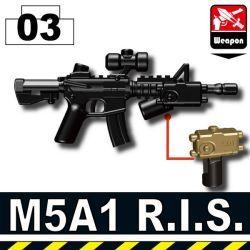 M5A1 R.I.S. Black