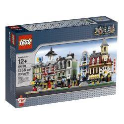 10230 Модульные дома в миниатюре