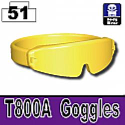 Золотые очки T800A