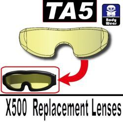 TA5 Replacement Lenses Gold
