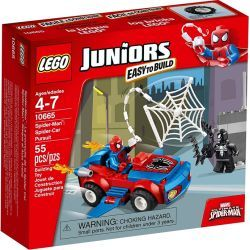 10665 Spider-Man: Spider-Car Pursuit