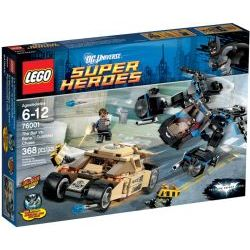 76001 The Bat vs. Bane : Tumbler Chase