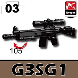 Винтока G3SG1 Black