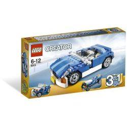 6913 Синий карбриолет