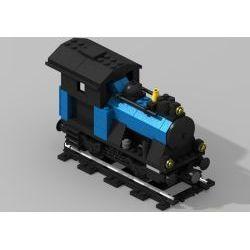 3740 Мини - локомотив