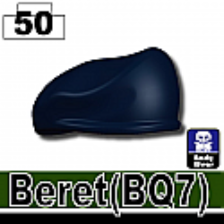 Beret Dark Blue (BQ7)