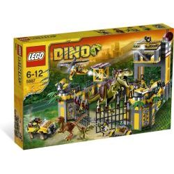 5887 Dino Defense HQ