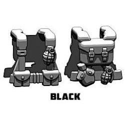 US Scout Vest Black