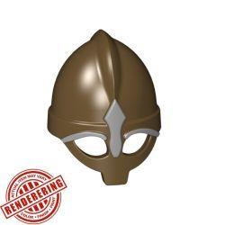 Шлем викинга бронзовый