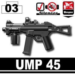 Пистолет-пулемет UMP45