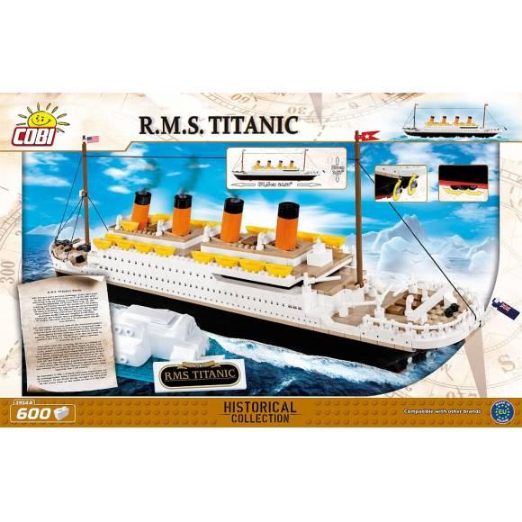 1914A Cobi  R.M.S. Titanic