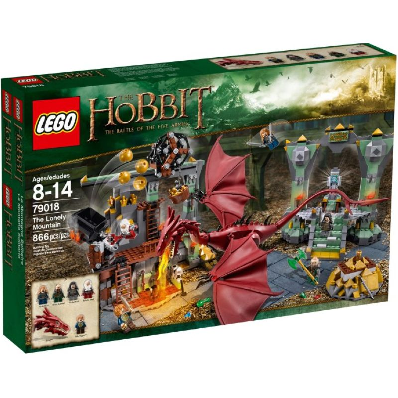 79018 The Lonely Mountain
