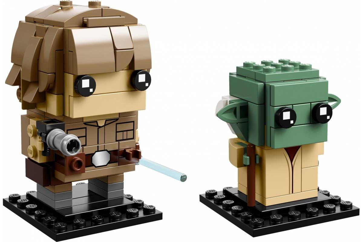 41627 Luke Skywalker & Yoda