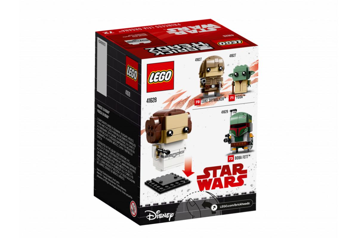 41628 Princess Leia Organa
