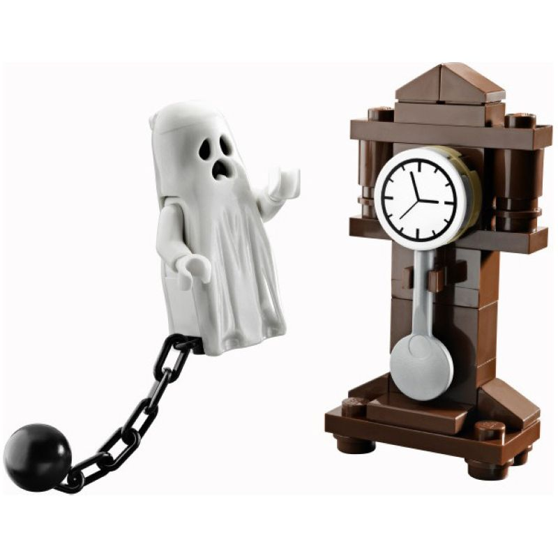 набор лего призрака игрушка