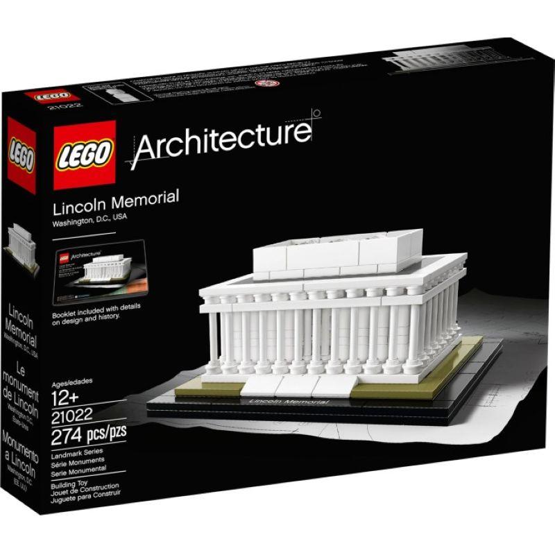 21022 Мемориал Линкольна