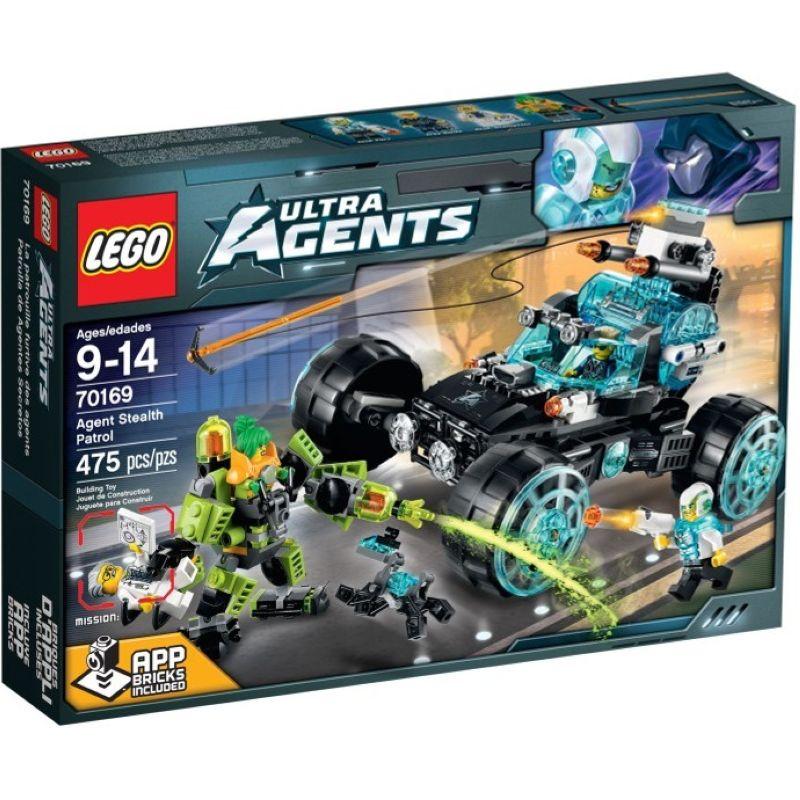 70169 Agent Stealth Patrol