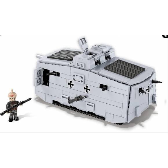 2982 Немецкий тяжелый танк A7V