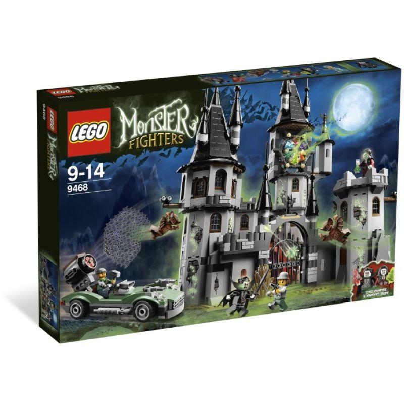 Лего замок вампиров купить