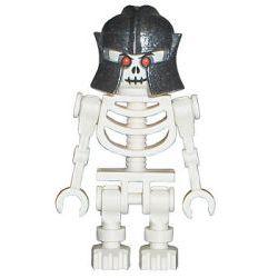 Минифигурка Война-скелета в шлеме