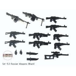 Russian weapons pack 15.3 Rusarms black