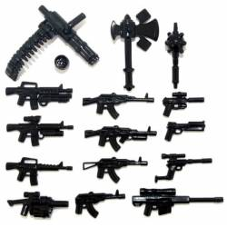 Rusarms weapons pack 15.1 black