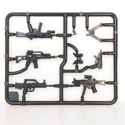 Modern weapons pack -2 Brickpanda