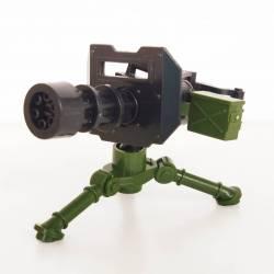 Gatling gun by Brickpanda